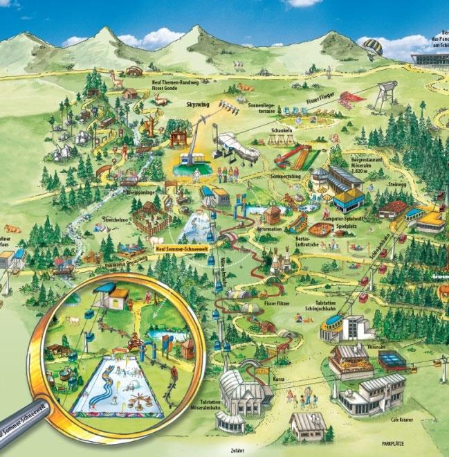 Familien Und Kinder Familienurlaub Im Apart Lourdes In Serfaus Tirol